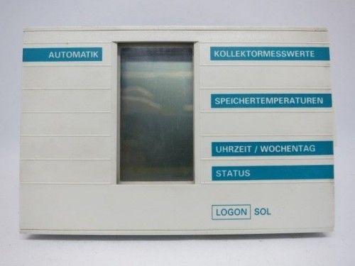 Klöckner Logon SOL Steuerung Regelung