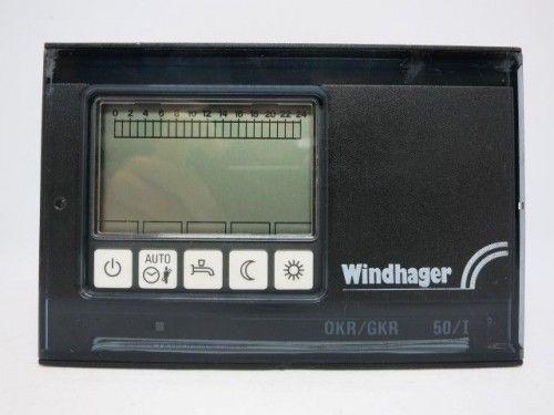 Windhager OKR/GKR 50/I Steuerung Regelung