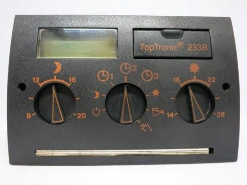 Hoval TopTronic 233B 233 B Steuerung Regelung