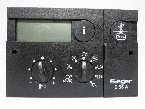 Siegermatic S55A S 55 A Steuerung Regelung