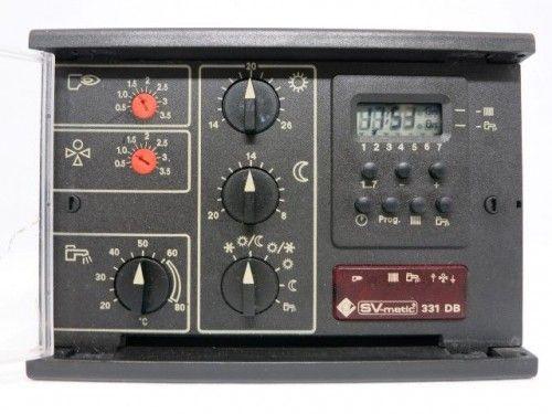 De Dietrich SV-matic 331 DB 331DB Steuerung Regelung