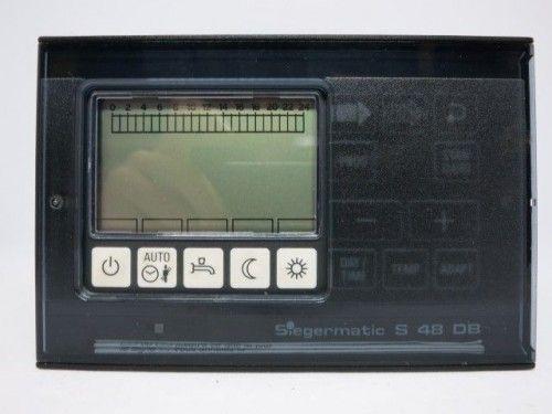 Siegermatic S 48 DB Steuerung Regelung