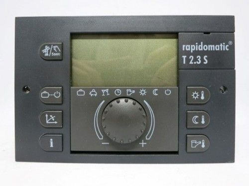 Rapido Rapidomatic T2.3S T 2.3 S Steuerung Regelung