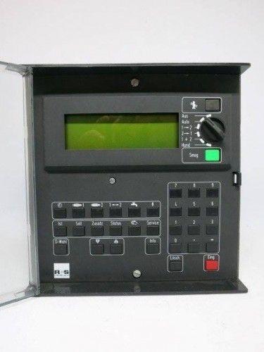 Riccius + Stroschen R+S RU57-2K-100 RU57 RU 57 Steuerung Regelung
