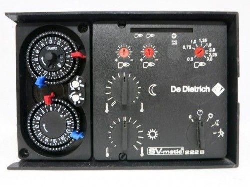 De Dietrich SV-matic 222B 222 B Steuerung Regelung