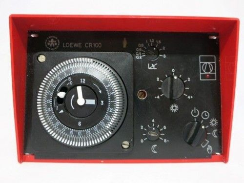 Loewe CR 100 Steuerung Regelung