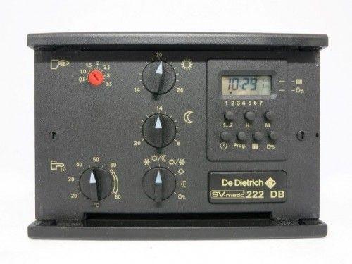 De Dietrich SV-matic 222 DB Steuerung Regelung