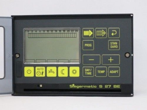 Siegermatic S 27 BE Steuerung Regelung