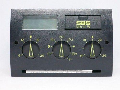 SBS Uno 11 W Steuerung Regelung