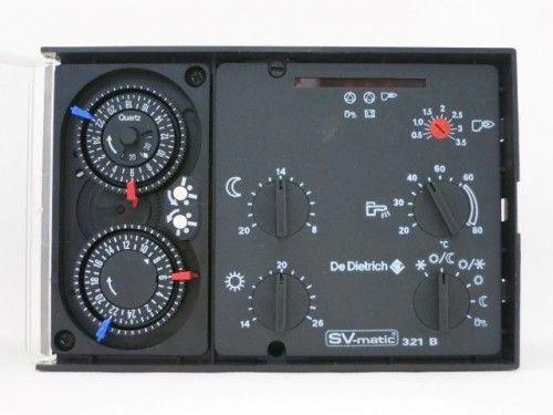 De Dietrich SV-matic 321 B Steuerung Regelung