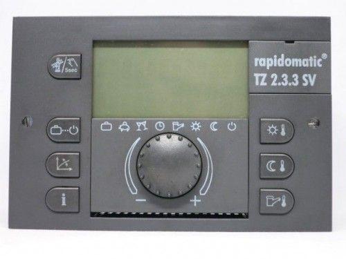 Rapido Rapidomatic TZ 2.3.3 SV Steuerung Regelung