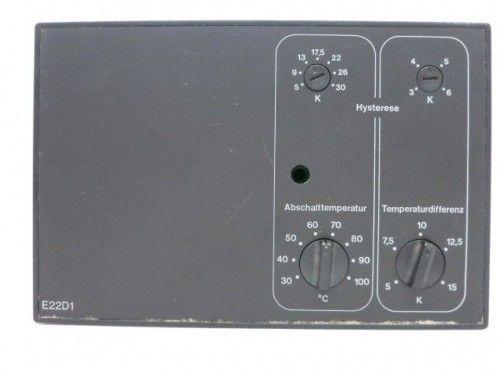 AEG E22 D1 WAX 030 Steuerung Regelung