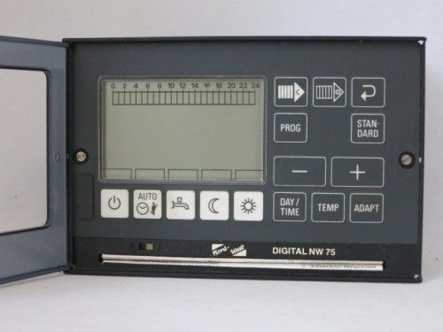 Nordwest Digital NW 75 Steuerung Regelung