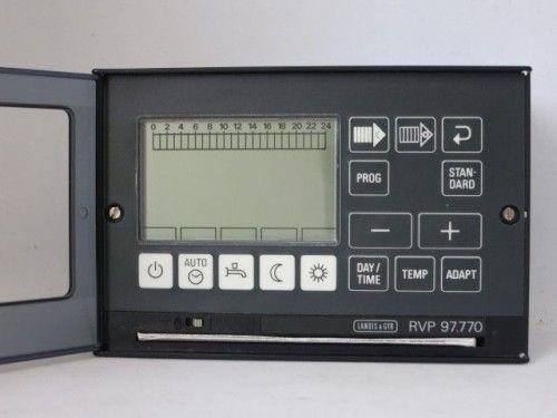 Landis & Gyr RVP 97.770/109 Steuerung Regelung