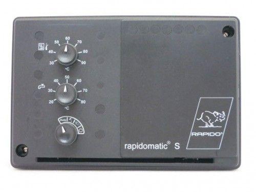 Rapido Rapidomatic S Steuerung Regelung