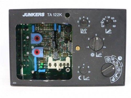 Junkers TA122KE TA 122KE TA 122 KE Steuerung Regelung ohne Uhr