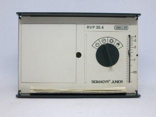 Landis & Gyr RVP35.4 RVP 35.4 Steuerung Regelung