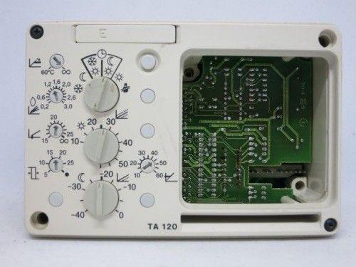 Junkers TA120E TA 120E TA 120 E Steuerung Regelung ohne Uhr