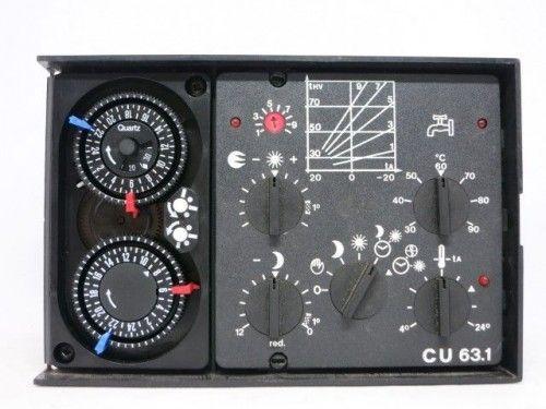 Rohleder CU 63.1 Steuerung Regelung