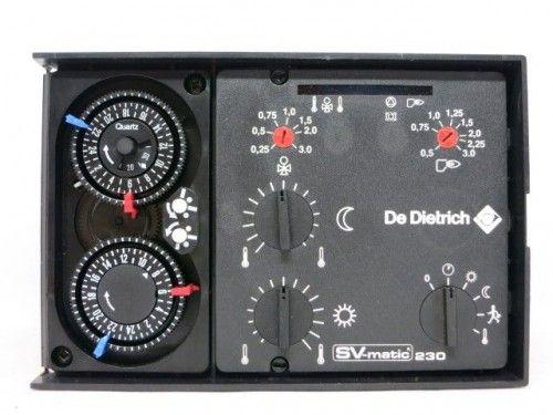 De Dietrich SV-matic 230 Steuerung Regelung