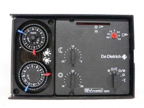De Dietrich SV-matic 321 Steuerung Regelung