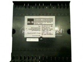 Riccius + Stroschen R+S RU 53-1F-110 RU53 RU 53 Steuerung Regelung