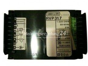 Landis & Gyr RVP31.7 RVP 31.7 Steuerung Regelung