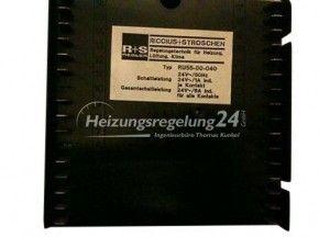 Riccius + Stroschen R+S RU55-00-040 RU55 RU 55 Steuerung Regelung