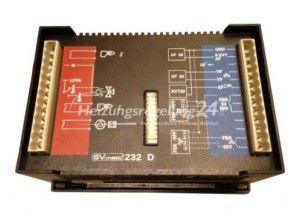 De Dietrich SV-matic 232 D 232D Steuerung Regelung