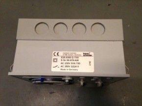 Kromschröder E25.0300 Q-T/W Steuerung Regelung Analoguhr Komplett-Set
