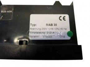 EBV MAB 30 Steuerung Regelung