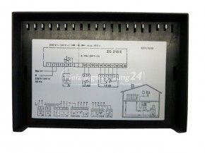 Centratherm ZG 215 E Steuerung Regelung