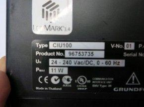 Grundfos CIU 100 LON Pumpenmodul
