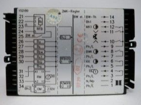 Hoval Elesta Futuresta RFU 240C01 Steuerung Regelung