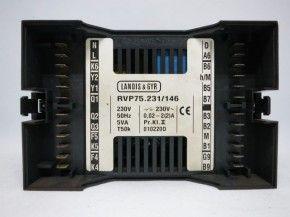 Landis & Gyr RVP 75.231/146 RVP75.231/146 Steuerung Regelung