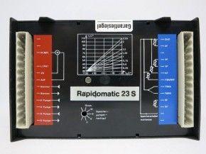 Rapido Rapidomatic 23S Steuerung Regelung