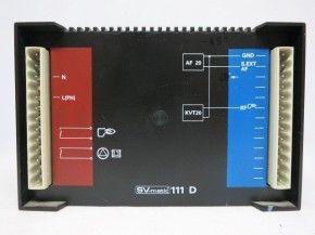 De Dietrich SV-matic 111 D 111D Steuerung Regelung