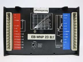 EBV EB-WNP 23 BS Steuerung Regelung
