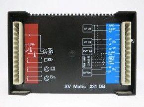 De Dietrich SV-matic 231 DB 231DB Steuerung Regelung