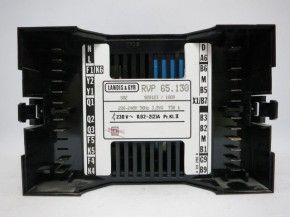 Landis & Gyr RVP 65.130/1009 RVP65.130/1009 Steuerung Regelung