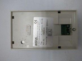 Justus Control JC Gamma RS40 Steuerung Regelung