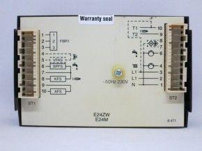 Siegermatic S12 AD Steuerung Regelung ohne Uhr