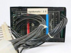 Rapido Rapidomatic 2 S Steuerung Regelung mit festem Kabelsatz